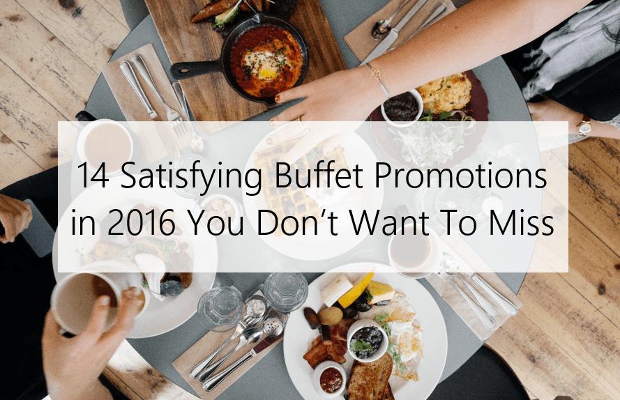 Buffet deals