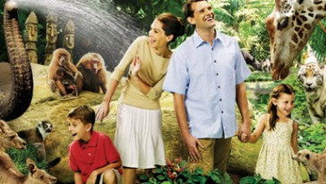 Singapore zoo tickets promotion