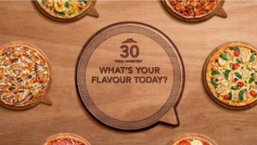 pizza hut promotion