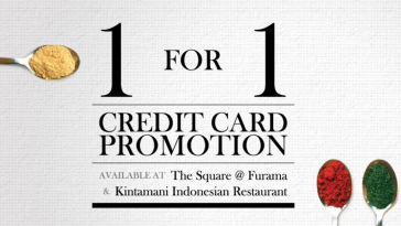Square @ Furama buffet promotion
