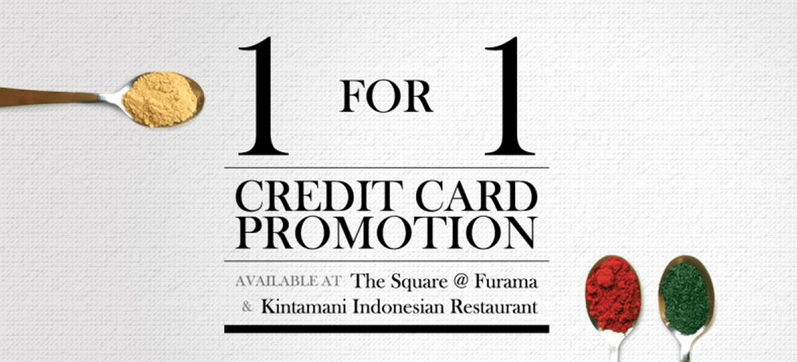 1 For The Square Furama Buffet Promotion