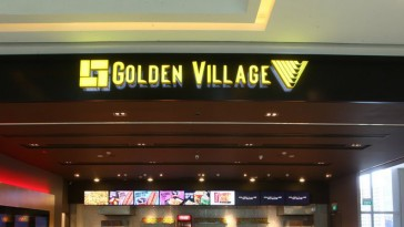 Golden Village GV OCBC Promotion