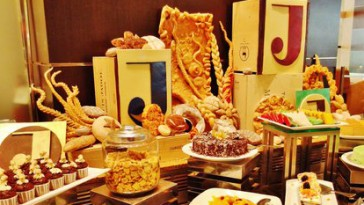 Hotel Jen Tanglin UOB promotion