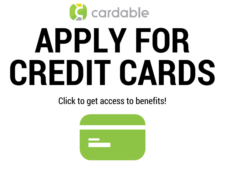 apply for cards