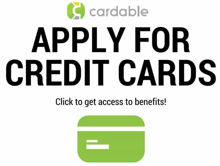 Apply for Credit Cards here