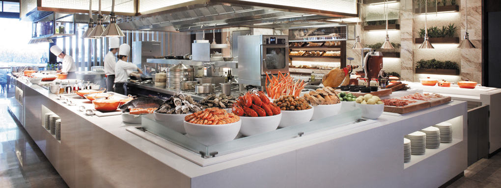 14 Satisfying Buffets