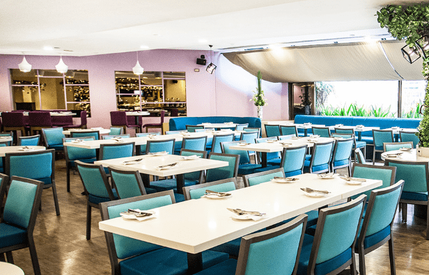 Tiffany Café & Restaurant, Furama Hotel (Eu Tong Sen)