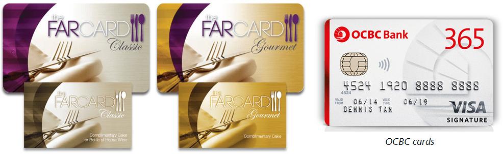 Far Card & OCBC