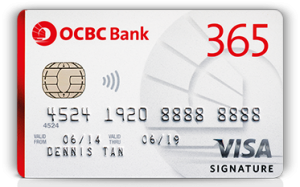 OCBC Card image