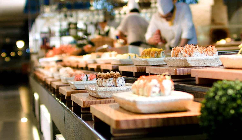 Sushi Buffet Bayside