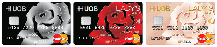 Review Of The Rose Gold Uob Lady S Solitaire Card Mendontgetit