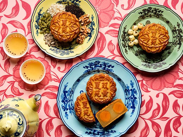 The Ritz-Carlton Millenia Singapore Mooncakes 2017