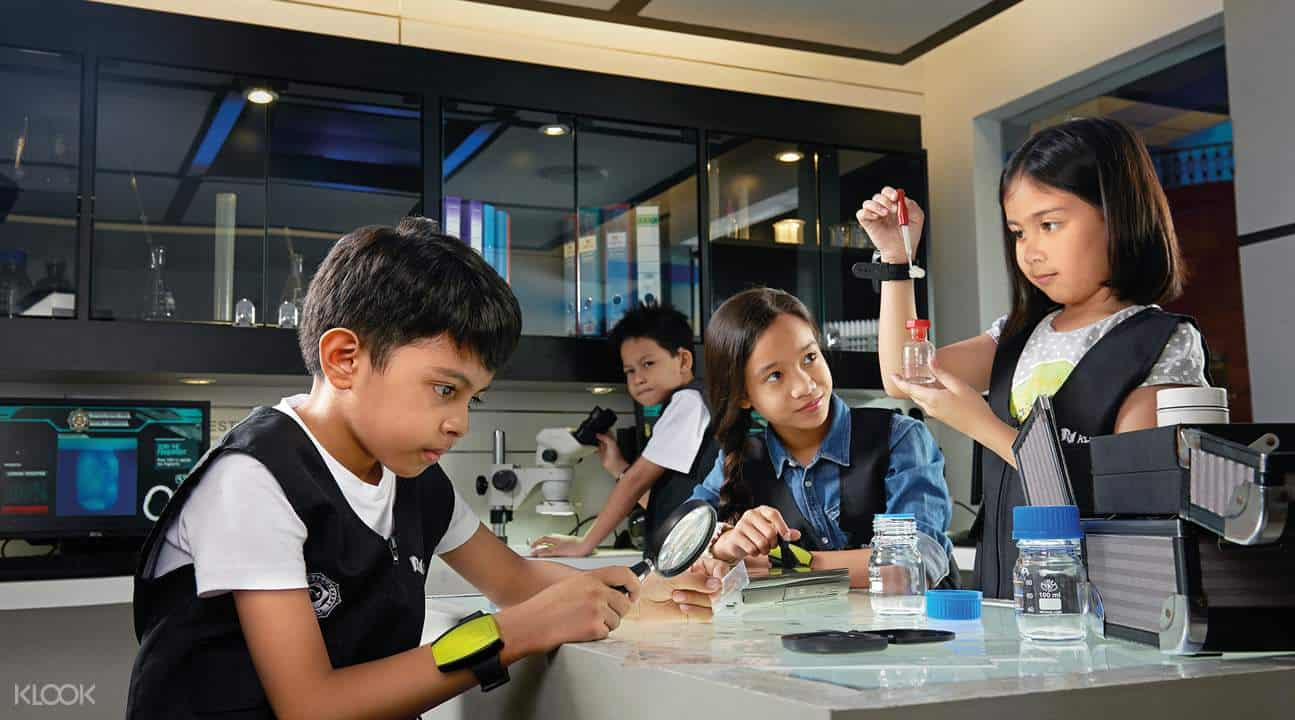 KidZania Singapore, Klook