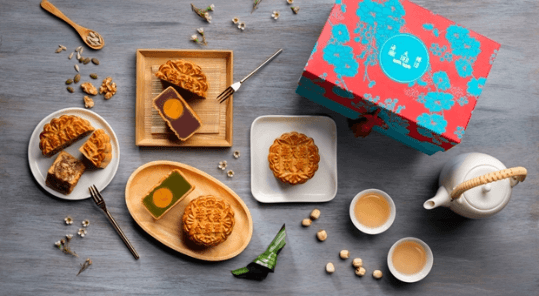Pan Pacific Mooncakes 2017