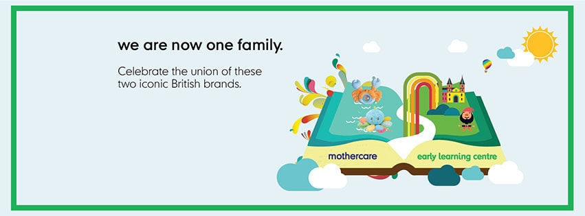 Credit: Mothercare Singapore