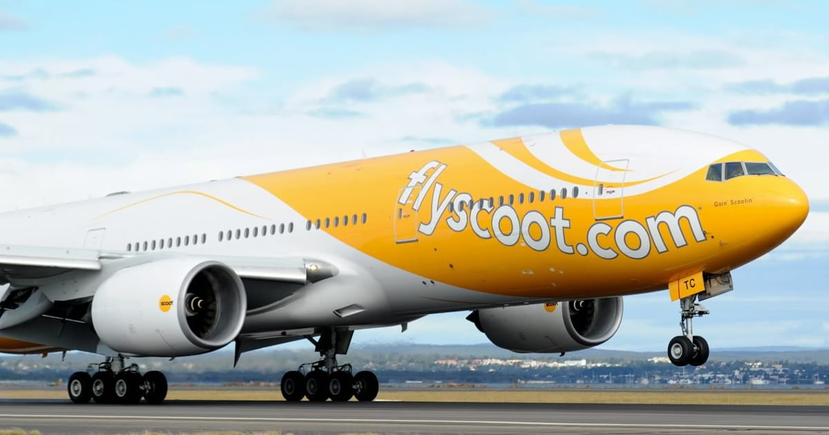 FlyScoot Singapore: 20% Off with UOB Cards