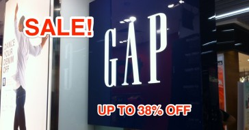 Gap Singapore