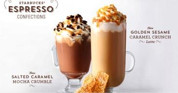 Starbucks Promos Singapore