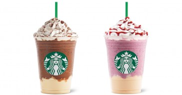 Starbucks Singapore: 1-For-1 Drinks for Cardmembers