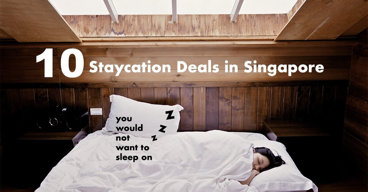 Staycation Singapore