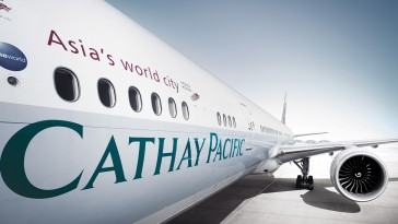 Cathay Pacific Singapore