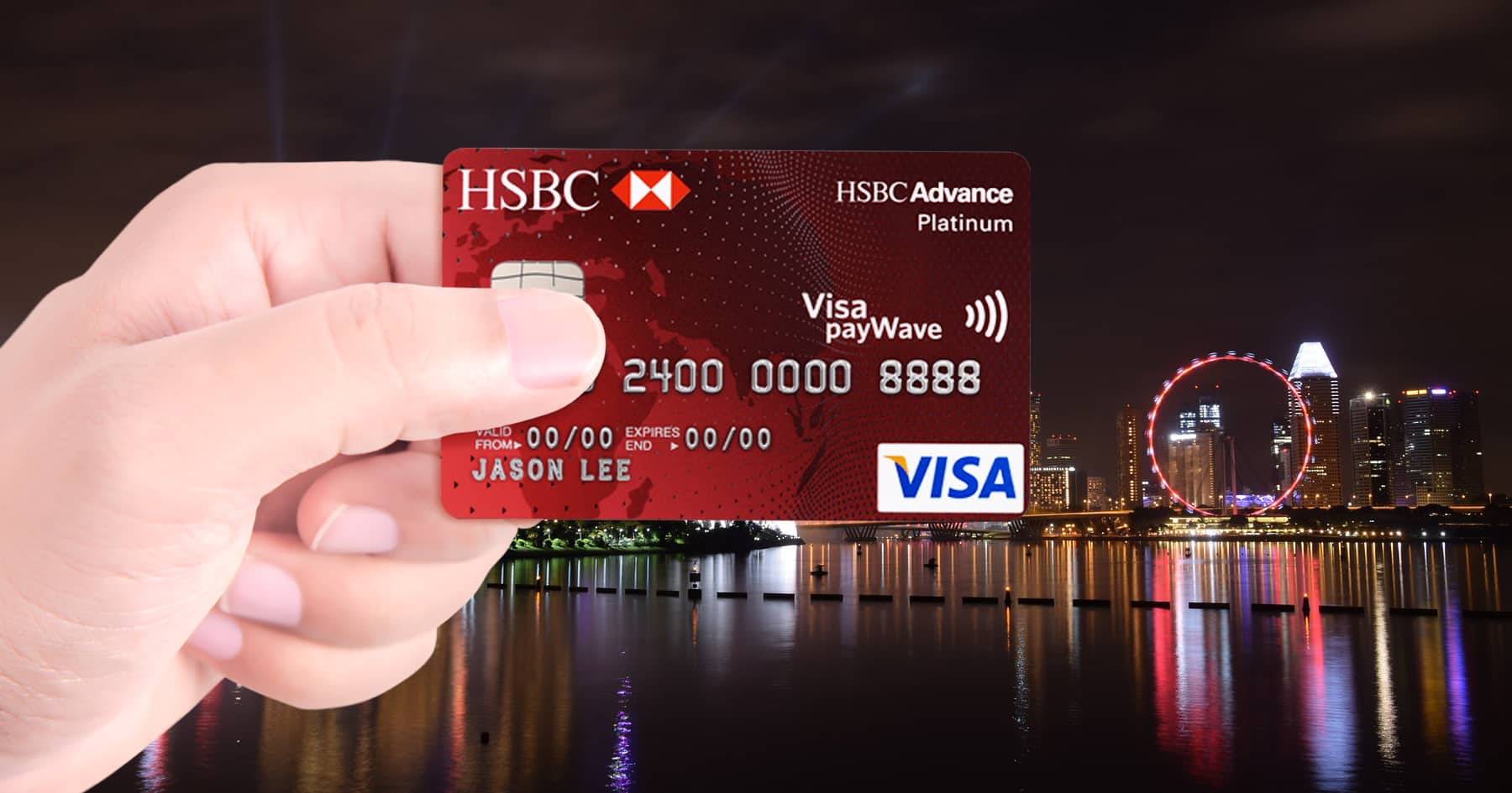 9 Tricks on How to Advance in Life with HSBC Advance Visa Platinum