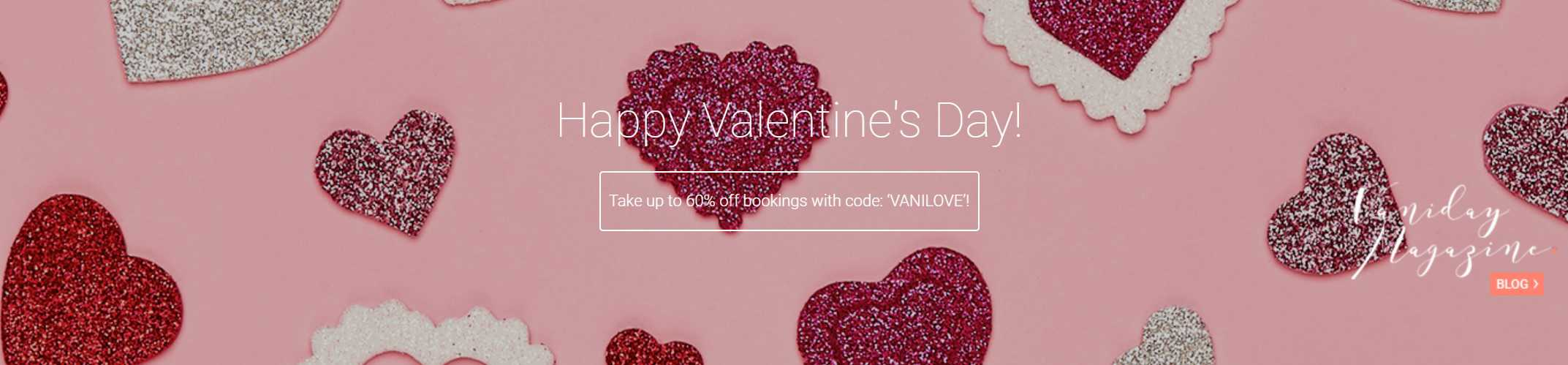 vaniday valentine's day