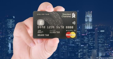 Standard Chartered Unlimited Cashback Credit Card Review