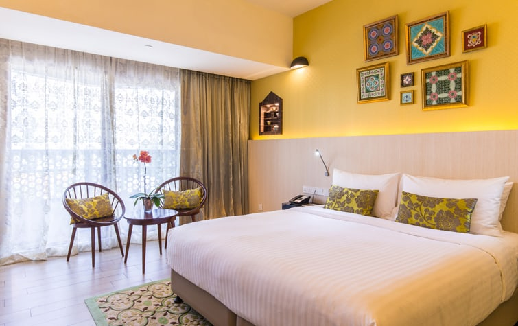 Village Hotel Katong Credit Card Discount