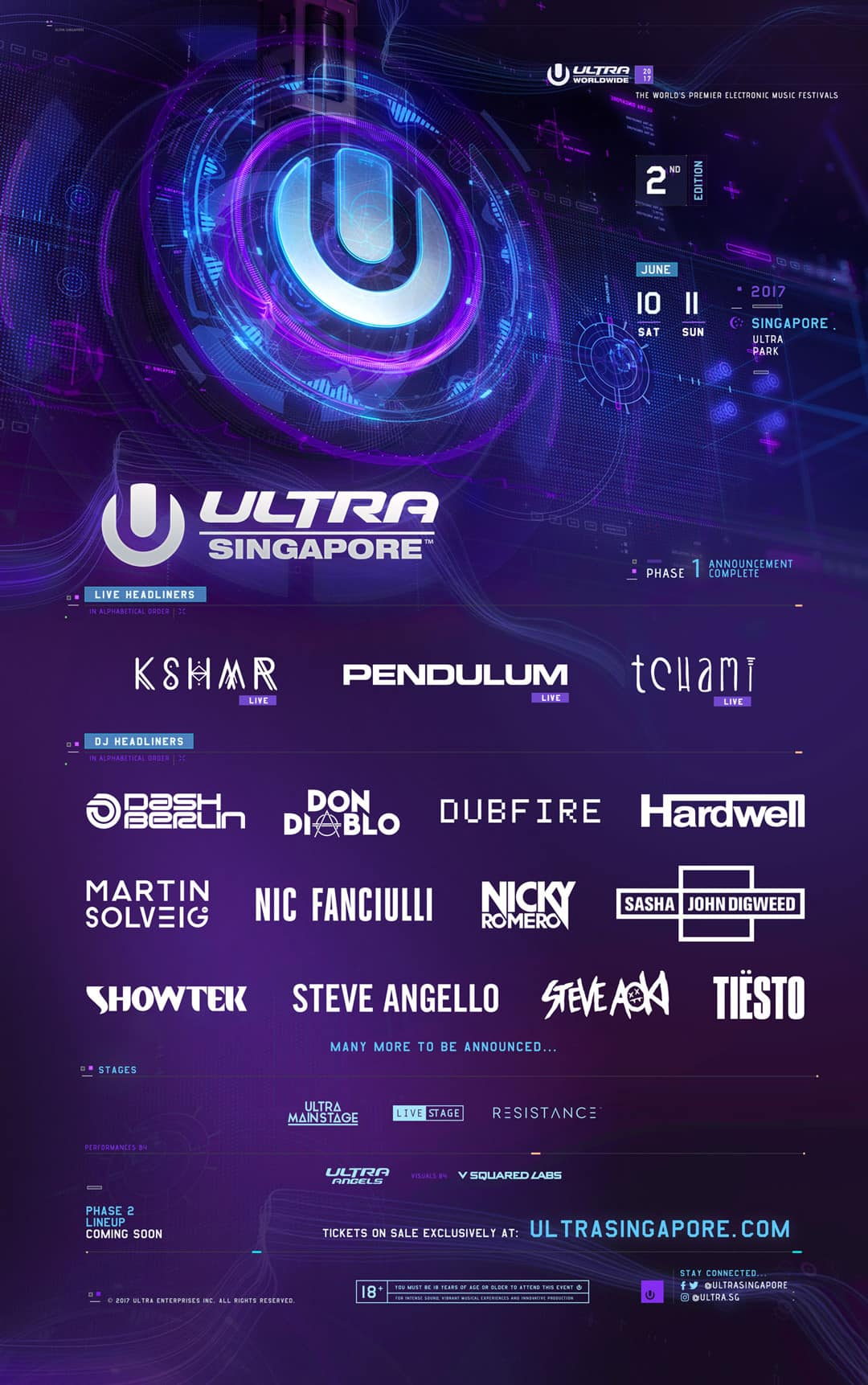 Credit: Ultra Singapore 2017