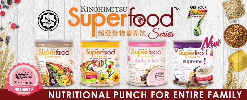 Kinohitmitsu superfood sale