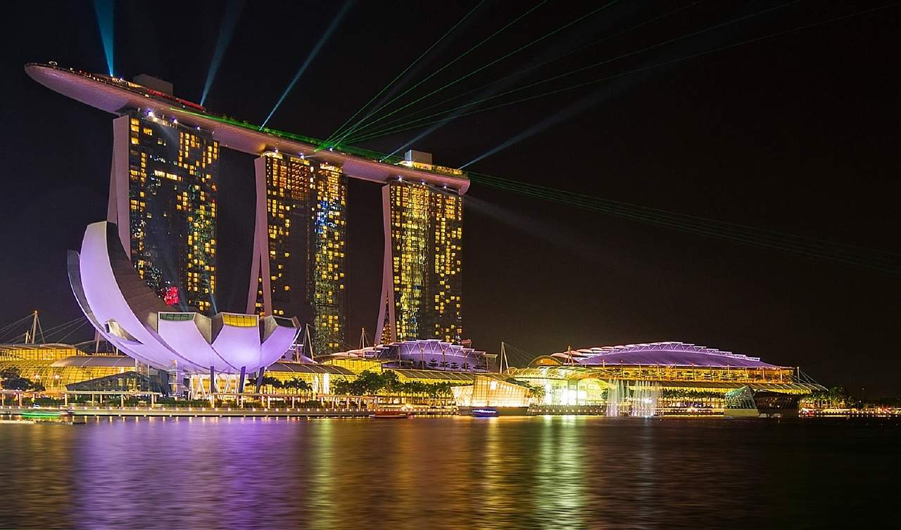 Marina Bay Sands Resorts Singapore