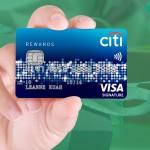 citi rewards card visa