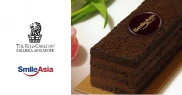 Smile Asia Week, Ritz Carlton Singapore