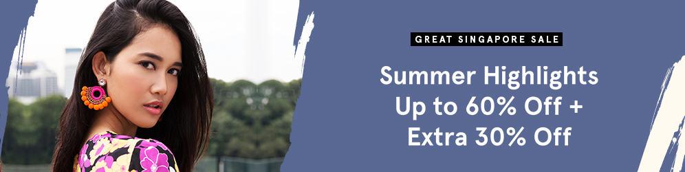 Zalora GSS Summer Sale