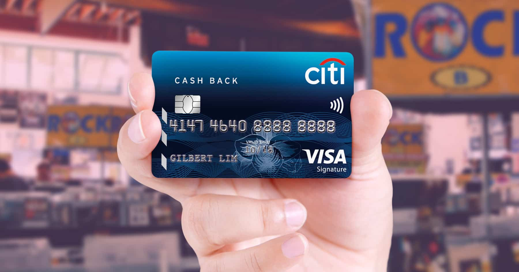 citi credit card rewards singapore