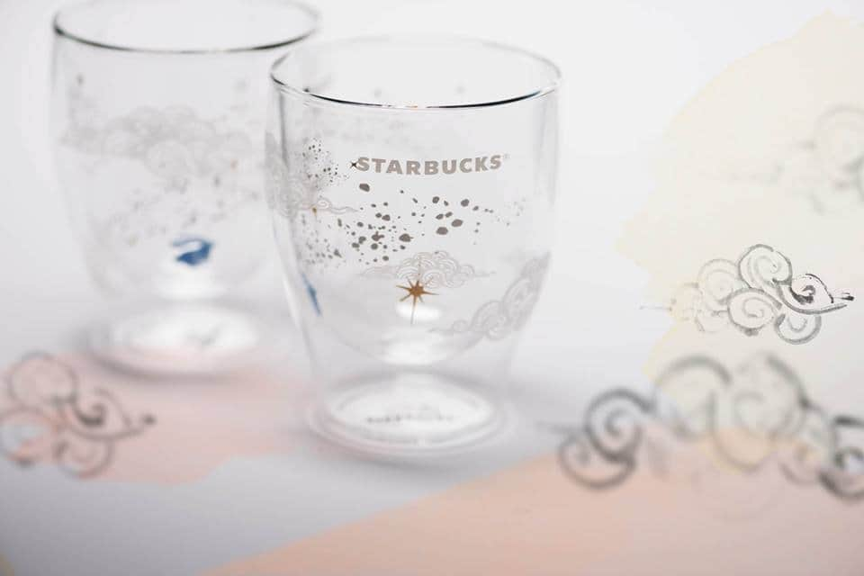 Starbucks Singapore, An Enchanted Moon 2017