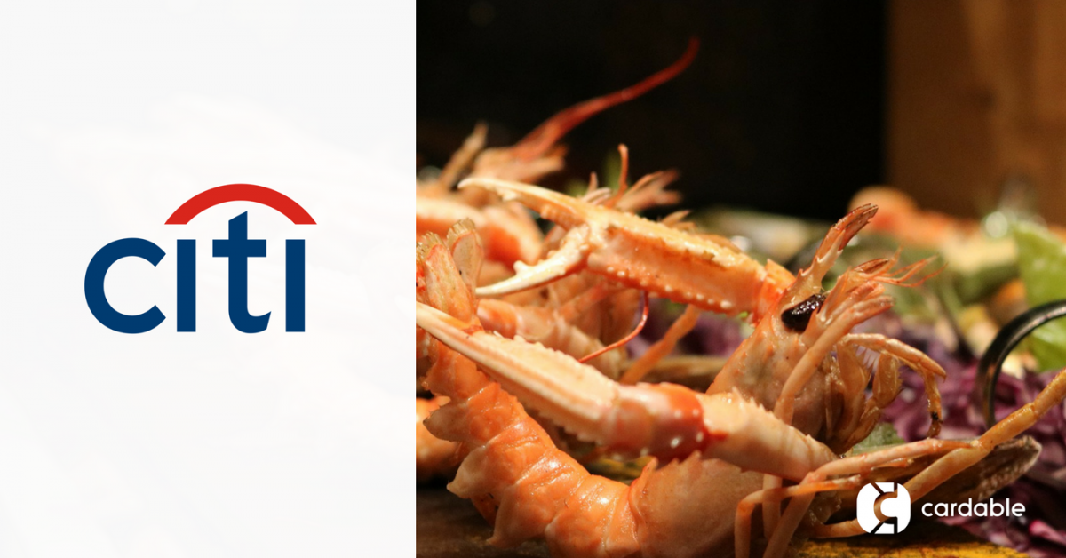Citibank 1-for-1 Buffet & Dining Promotions in Singapore