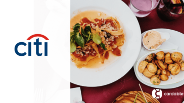 Citibank 1-for-1, Citi Buffet Deal, Citi Dining Promo