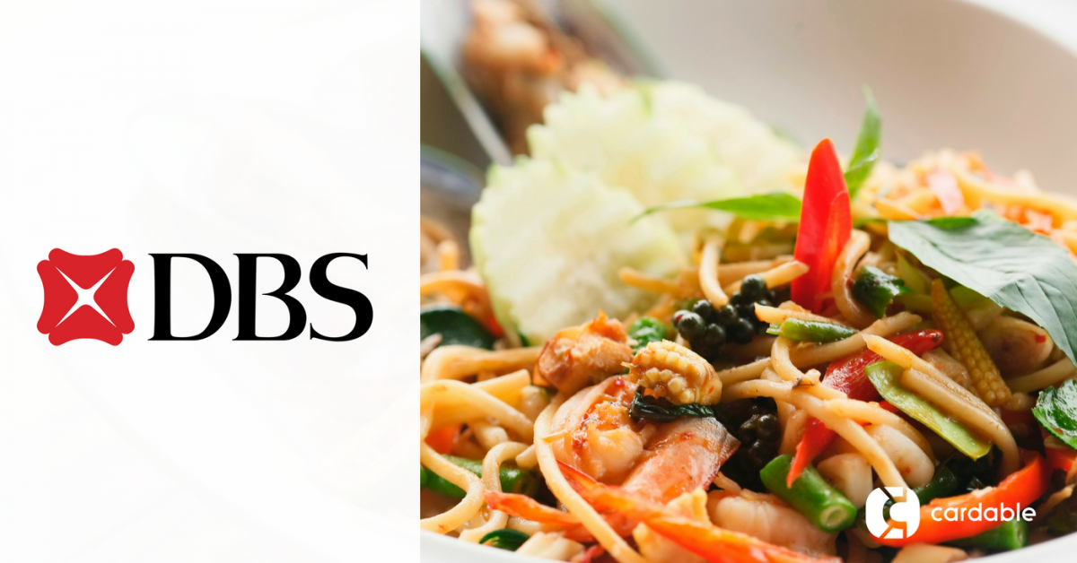 DBS Dining Promotions
