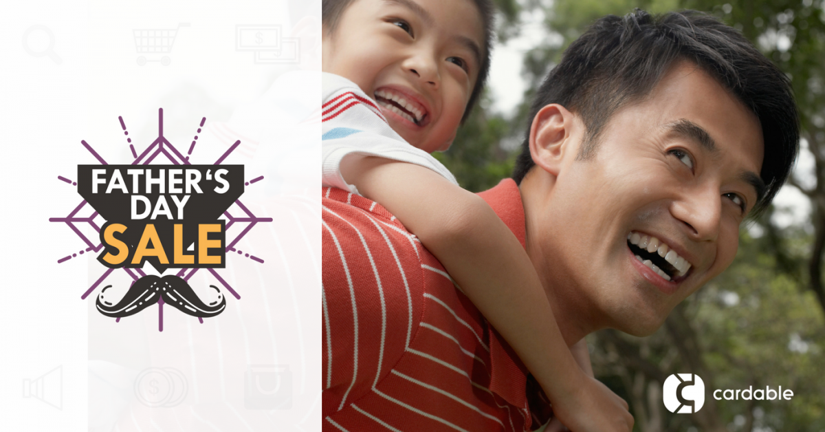 Best Father's Day Promotions In Singapore