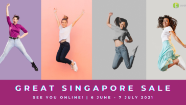 eGSS Great Singapore Sale Lazada Shopee