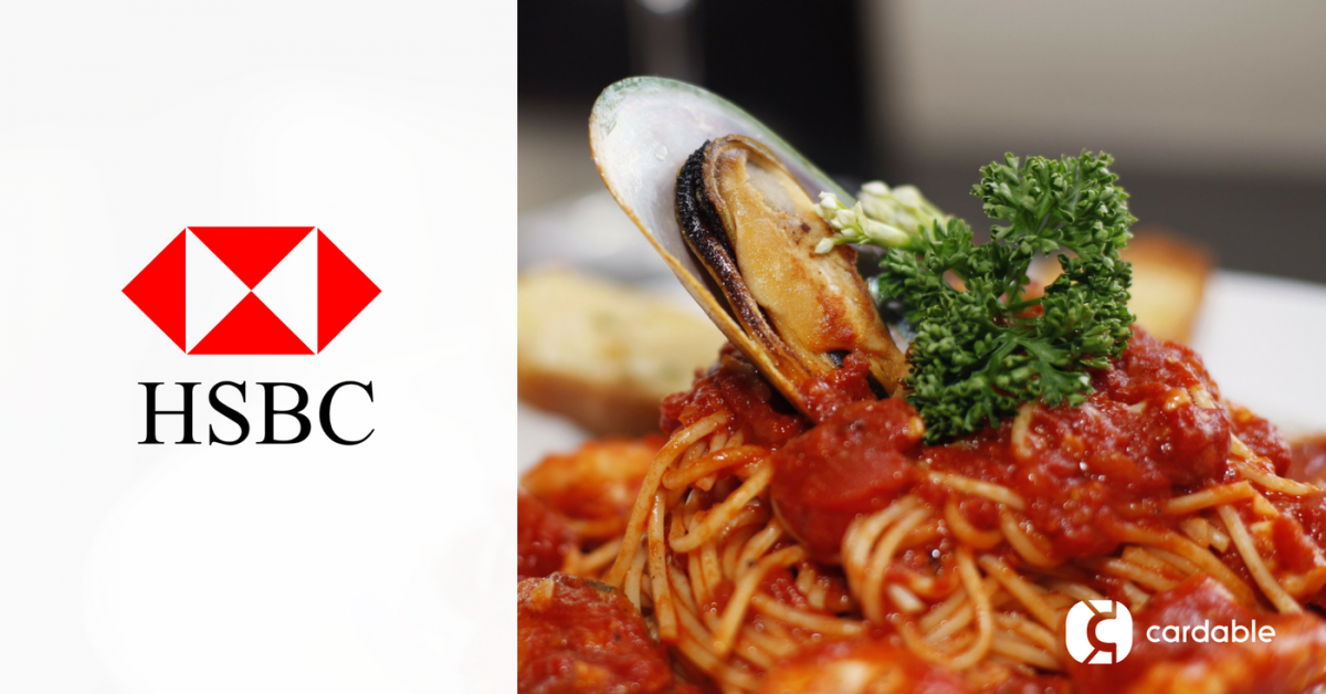 HSBC Dining Promotions