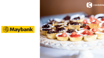 Maybank buffet deal, Maybank 1-for-1, Maybank dining promo