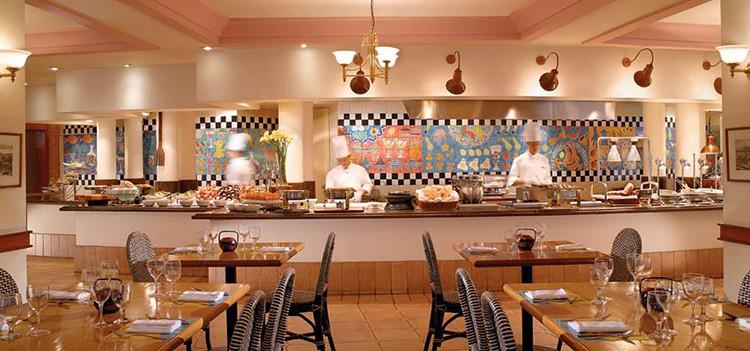 OCBC Dining, Fairmont Singapore
