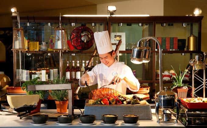 OCBC Dining, Swissôtel The Stamford, Café Swiss