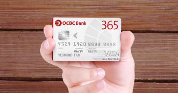 OCBC 365 Review Singapore