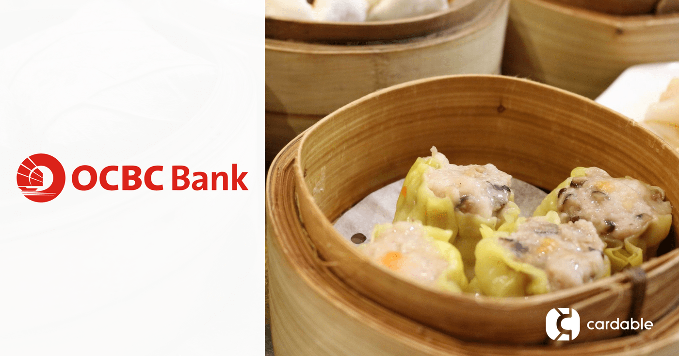 OCBC Buffet And Dining Deals In Singapore 2018