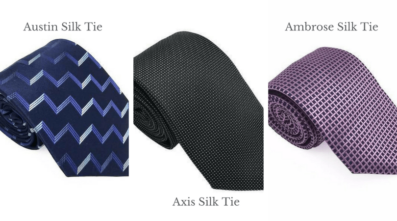 The Little Link Silk Ties
