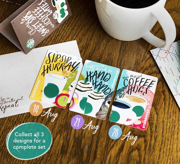 Starbucks EZ-Link Card